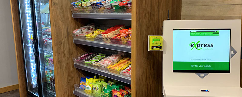 The Micro Market is one of the safest workplace refreshment solutions.